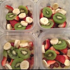 QUICK & EASY FRUIT SALADS FOR THE WEEK