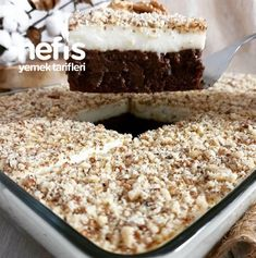 Pudding-Walnuss-Kuchen - köstliche Rezepte, Pudding-Walnuss-Kuchen - köstliche Rezepte, recipes ¿Quieres hacer postres durante casa embargo absolutely no dispones p horno i zero te apetece usarlo? Cheesecake Recipes, Cookie Recipes, Dessert Recipes, Desserts, Yummy Recipes, Pudding Recipes, Pie Recipes, Walnut Pie, Coconut Macaroons