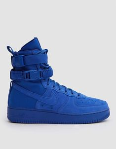 best service ca93e 49313 Nike SF Air Force 1 Shoe in Game Royal Game Royal  MensFashionSneakers