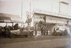 LE MANS 1923 - Bugatti Brescia 16S #29-  René Marie - Louis Pichard