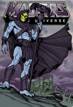 Awesome fan art for animated TV shows including Thundercats, Transformers, Teenage Mutant Ninja Turtles, She-Ra & He-Man and the Masters of the Universe Comic Book Villains, Comic Book Characters, Comic Books Art, Comic Art, Thundercats, Gi Joe, He Man Desenho, Hee Man, She Ra Princess Of Power