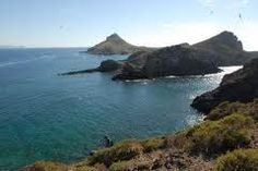 The Habibas Islands, located in the northwest of Oran 5 miles from the coast.