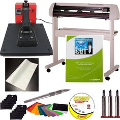 Best Vinyl Cutter Uscutter 34Inch Vinyl Cutter Plotter With Stand And Scal Pro