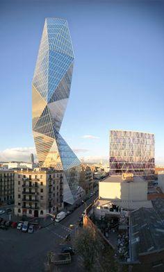 Architecture numérique : quand l'architecture et la photographie se marient