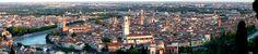 Verona - the historic centre is a UNESCO World Heritage Site