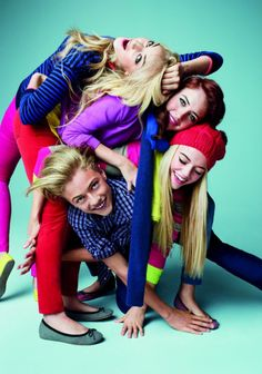 Gap Winter 2012 campaign