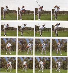 Fred Couples... Best Swing Ever.