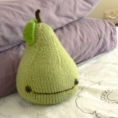 Cute simple knitting project :)