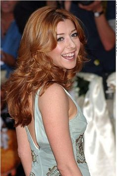 Happy Birthday Alyson Hannigan - March 24th