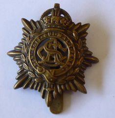 Badge, Army, Cap, Antiques, Gi Joe, Baseball Hat, Antiquities, Antique, Military