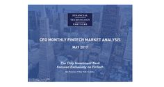 FT Partners' May CEO Monthly FinTech Market Overviews | Steve McLaughlin | Pulse | LinkedIn