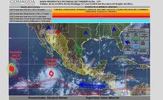 Pronostica SMN temperaturas superiores a 40°C y tormentas en Chihuahua | El Puntero