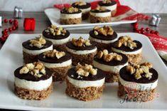 Mini Cakes, Cheesecake Recipes, Desserts, Christmas, Cupcake, Basket, Dios, Top Recipes, Oven