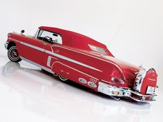 58' Chevy Impala Convertible  In my top 5 favorites.