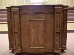 ... church pews for sale, church furniture, padded oak church pews, wood