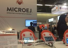 #IoT MicroEJ to Present Eclipse Edje #OpenSource IoT #Project at EclipseCon