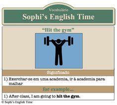 Vocabulário: Hit the gym