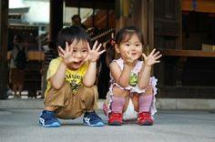 Защо японските деца никога не плачат - Dama.bg