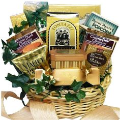 Sweet Sensations Cookie, Candy and Treats Gift Basket - SMALL SUMMER - http://mygourmetgifts.com/sweet-sensations-cookie-candy-and-treats-gift-basket-small-summer/