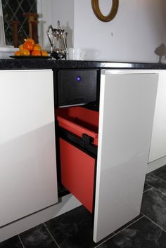 """K012 Krushr 12"""" Recycling Trash Compactor with Energy Efficient Hyper Crush Mode…"""
