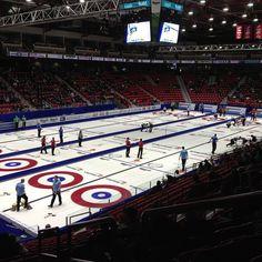 Curling! Class Management, Curling, City, Instagram, Cities