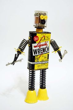 Mr. Wrench***Research for possible future project.