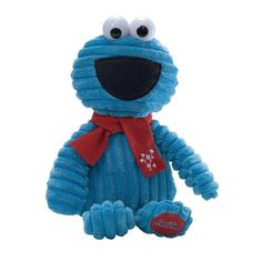 Corduroy Cookie Monster features the Sesame Street toy in soft blue corduroy with a red candy cane scarf. Shop now and save a ton on Cookie Monster plush dolls and more! Sesame Street Toys, Sesame Street Characters, Cartoon Characters, Unique Baby Shower Favors, Fun Baby Shower Games, Favorite Cartoon Character, Red Candy, Red Scarves, Holiday Cookies