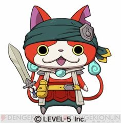 Yo-Kai Watch: Adventure Jibanyan
