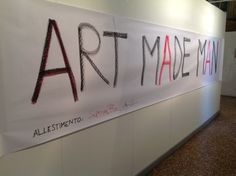 Art Made Man Bologna, Art Therapy, Handicraft, Craft, Arts And Crafts