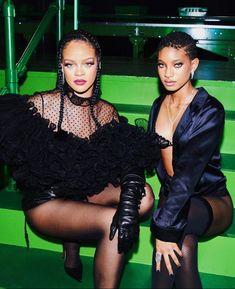 Rihanna Looks, Rihanna Riri, Rihanna And, Rihanna Outfits, Edgy Outfits, Beautiful Black Women, Beautiful People, Willow Smith, Flawless Beauty