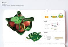packaging design {kiri.pack} by ilaria niccoli, via Behance