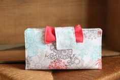 Elegant Lace Women's Wallet // Perfect for a by theruffledstitch, $33.00