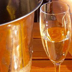 Champagne nytes best med venner