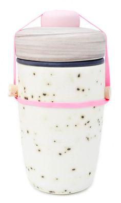 Great site LEIF.COM Ben Fiess ceramic jar. Love this. xoxo, Kimberly
