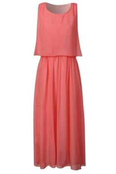 Pink Midi Dress www.olliemay.com Ollie May Boutique £29
