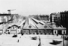 Antiga estació de França - Barcelona.