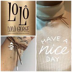Feliz Dia das nossas crianças.  WhatsApp 11 999019408 heloisa@lologiorge.net www.lologiorge.com.br  #lologiorge #prata #pulseiras #colar