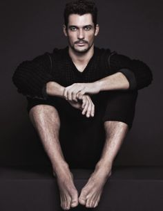 David Gandy for Schon Magazine (via Fashionably Male)