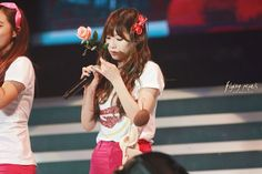 Taeyeon @ World Tour in Macau 2014 | SNSD Pics