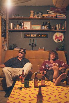 Videographer Tommy Austin and Louis Leimbach relaxing in Zanders converted garage in Avalon Converted Garage, Sticky Fingers, Hip Hip, Music People, Band Posters, My Vibe, Cover Pics, Reference Images, Favorite Person