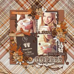 Layout using {Hot Drink Season} Digital Scrapbook Collection by WendyP Designs available at Sweet Shoppe Designs http://www.sweetshoppedesigns.com/sweetshoppe/product.php?productid=35208&cat=&page=2 #wendypdesigns