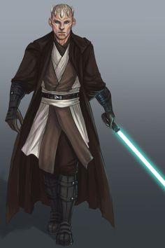Zabrak Male Jedi