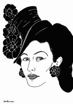 HEDDA HOPPER ET LOUELLA PARSONS, LES COMMÈRES D'HOLLYWOOD | Les chroniques de Loulou