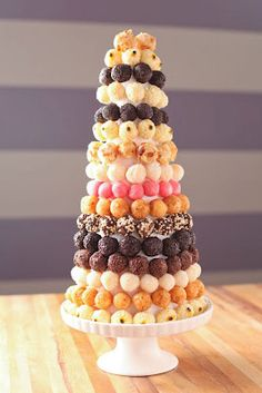 Brigadier's tower - candies