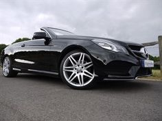 used Mercedes E250 CDI AMG SPORT in surrey