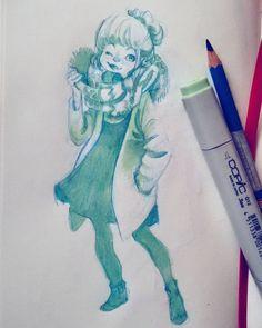 SIMONE KESTERTON | i draw stuff