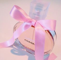 Isabel Pink Chanel xoxoxo