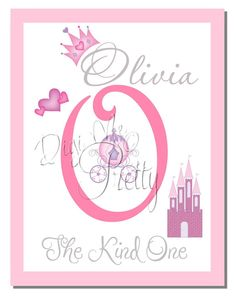Name Meaning  Wall Art Olivia by DigiMePretty on Etsy, $7.99