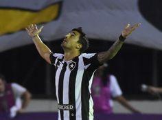 BotafogoDePrimeira: Em estreia de arena, Botafogo arranca empate com F...