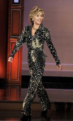 Jane Fonda Style Evolution